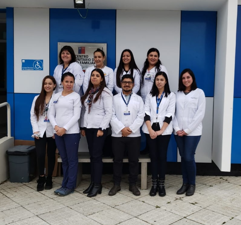Equipo CECOSF Doña Isabel